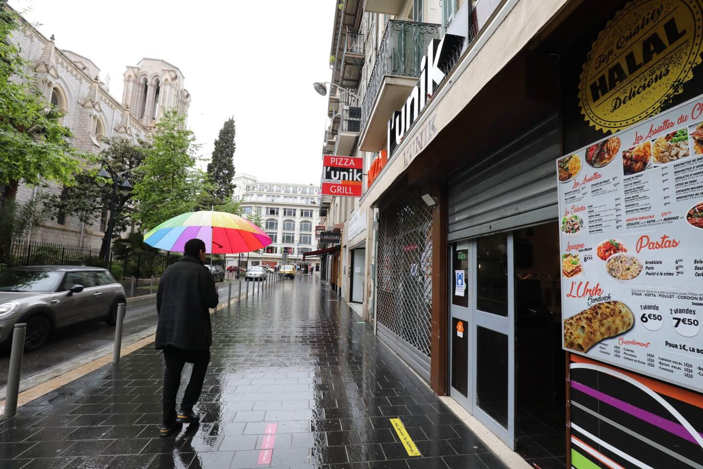 Restaurant l'Unik ou est décédée Simone Barreto Silva, une des victimes de l'attentat au couteau de Notre Dame de Nice