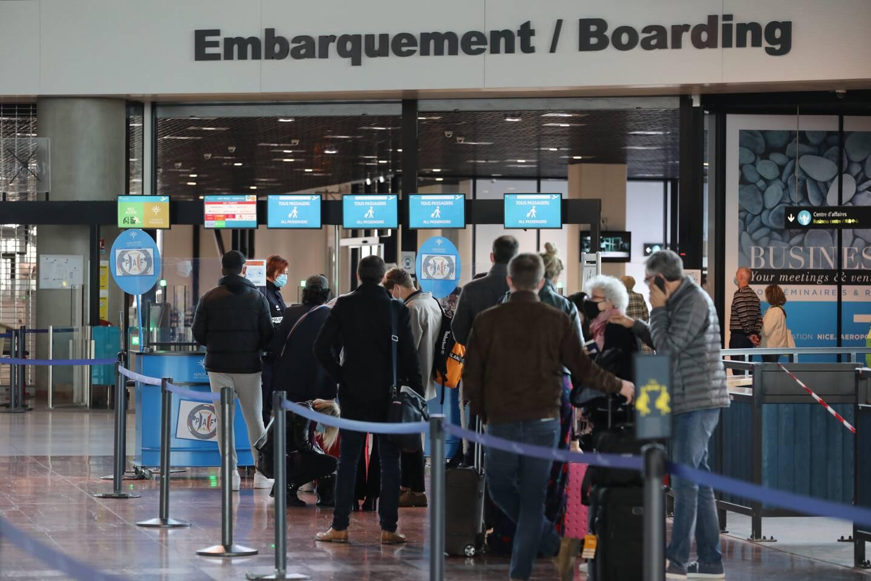 L'aéroport de Nice s'attend à une reprise conséquente de sa fréquentation cet été.