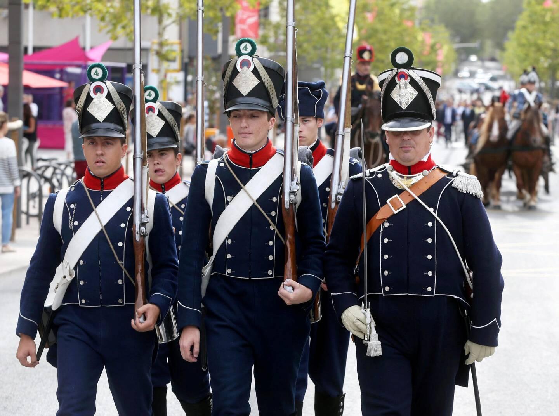 Plusieurs associations, dont les Chasseurs du cinquième régiment d'infanterie légère, animeront la cité à l'occasion du bicentenaire de la mort de Napoléon Bonaparte.