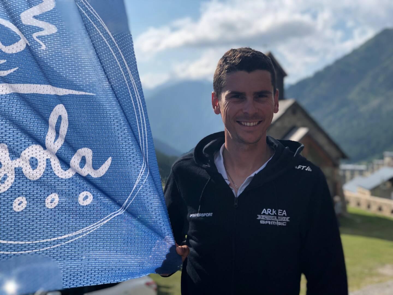 Depuis 2018, l'équipe Arkéa-Samsic de Warren Barguil est partenaire d'Isola 2000 et vient chaque année y préparer le Tour de France.