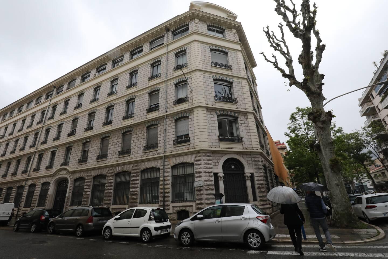 L'immeuble à l'angle de la rue Beaumont et du boulevard de Riquier abritera Mama Shelter. (Photo Eric Ottino)