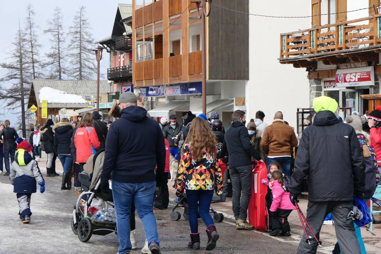 Prise d'assaut le 27 février dernier, Valberg s'attend à une nouvelle affluence pour ce premier week-end sans restriction de déplacements.