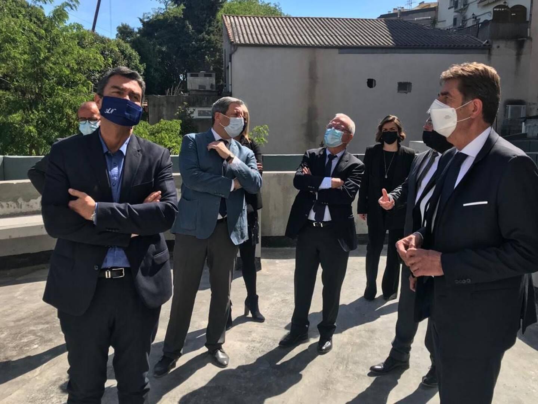 Jean Leonetti et Charles-Ange Ginésy ont affiché un front commun ce jeudi matin à Juan-les-Pins en compagnie du député Eric Pauget et de la sénatrice Alexandra Borchio-Fontimp.