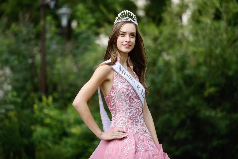 Amandine Biel, Miss Grasse 2020.
