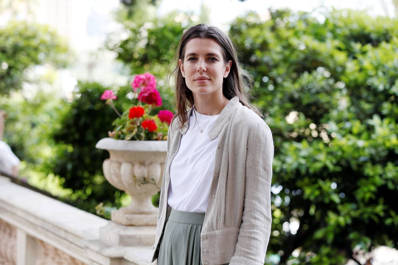 Charlotte Casiraghi est ambassadrice et porte-parole de la maison Chanel. (Photo Jean-François Ottonello)