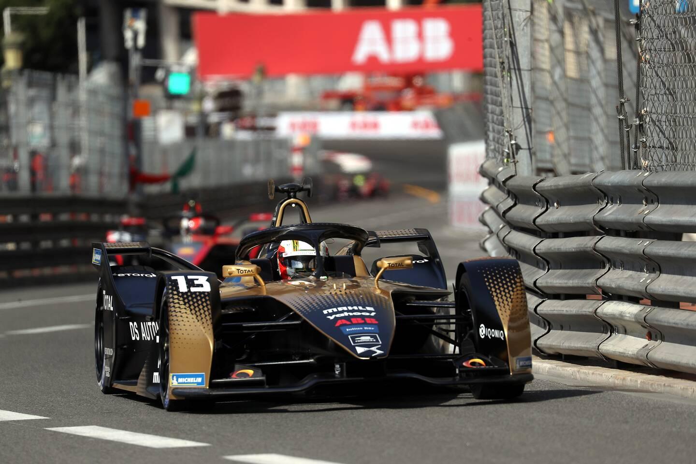 Antonio Félix Da Costa a électrisé victorieusement le tracé du Grand Prix F1.