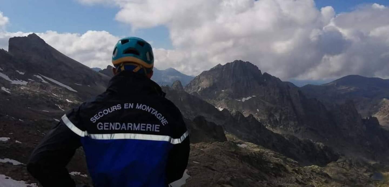 Les gendarmes du PGHM ont cru pendant quelques heures dimanche qu'un randonneur avait disparu.
