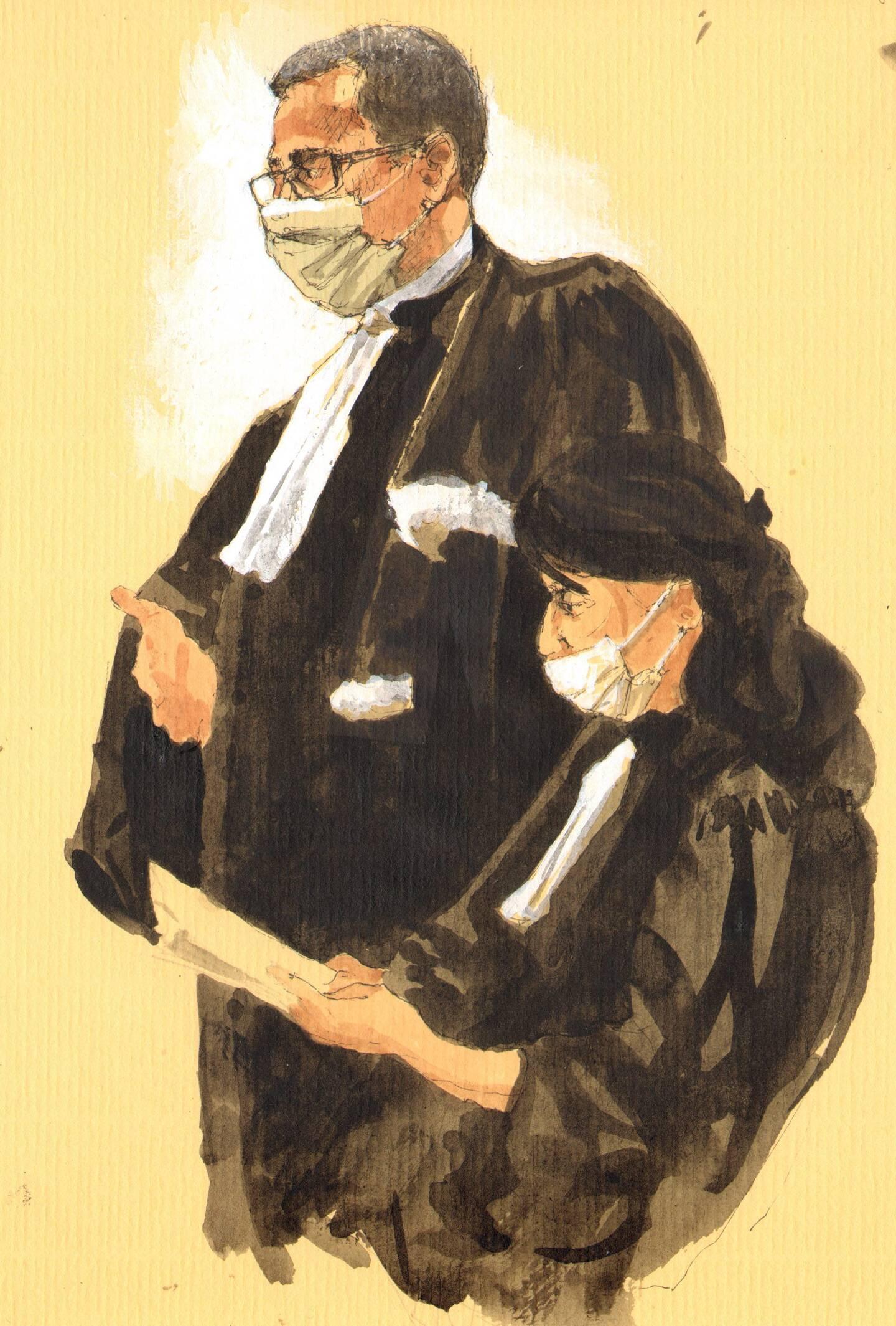Après avoir étudié la personnalité des accusés en début de semaine, la cour d'assises est rentrée dans le vif du sujet en revenant sur l'enquête des gendarmes.