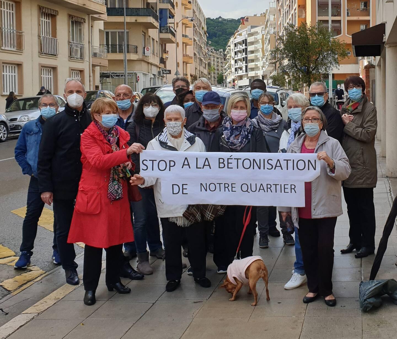 L'association des résidents du quartier Saint Barthélémy n'abandonne pas la lutte.