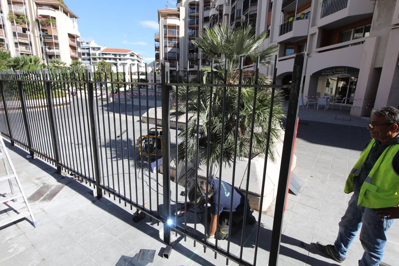 Sécuriser Les Cigalusa, rue Barla, une place en proie au trafic de drogue, l'un des combats menés par le comité de quartier ces dernières années.