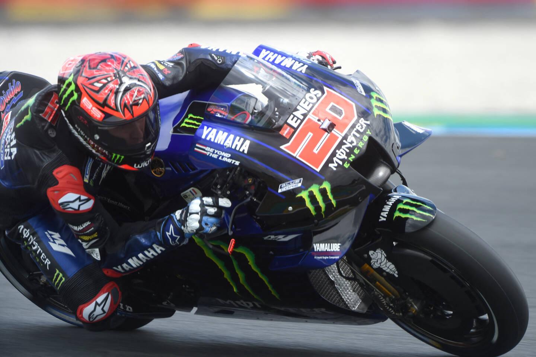 Deuxième pole position consécutive au Mans pour Fabio Quartararo.