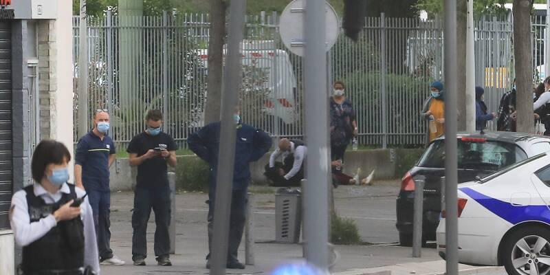 PHOTOS. Ce que l'on sait sur l'explosion près du Palais des expositions à Nice
