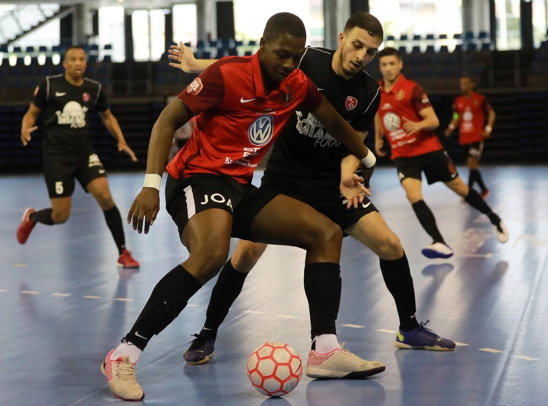 L'international U21 Nama Traoré y est allé de son doublé face à Toulouse.
