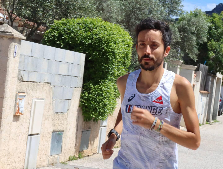 Très bon cycliste chez les jeunes, Nicolas Navarro a commencé la course à pied en 2012,. Neuf ans plus tard, le voilà au départ d'une épreuve olympique.
