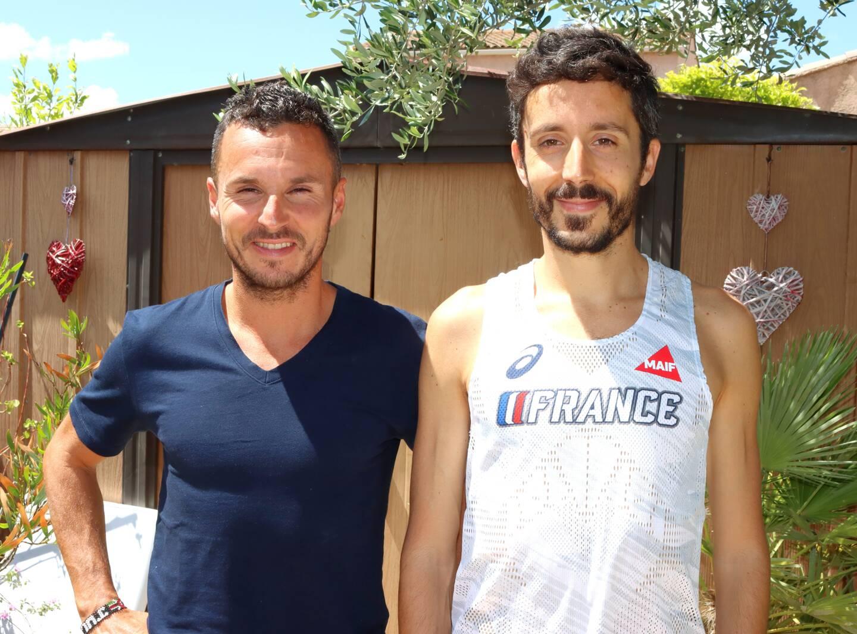 Inséparables, les frères Julien et Nicolas Navarro ont remporté à peu près toutes les courses pédestres dans le Var.