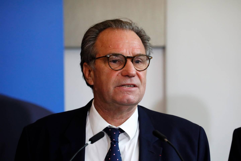 Le président sortant de la Région Paca, Renaud Muselier, conserve le soutien de sa famille politique, malgré la grogne de certains Républicains.