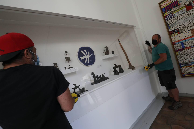 Une exposition qui reflète la variété de l'immense collection de la Fondation Maeght.