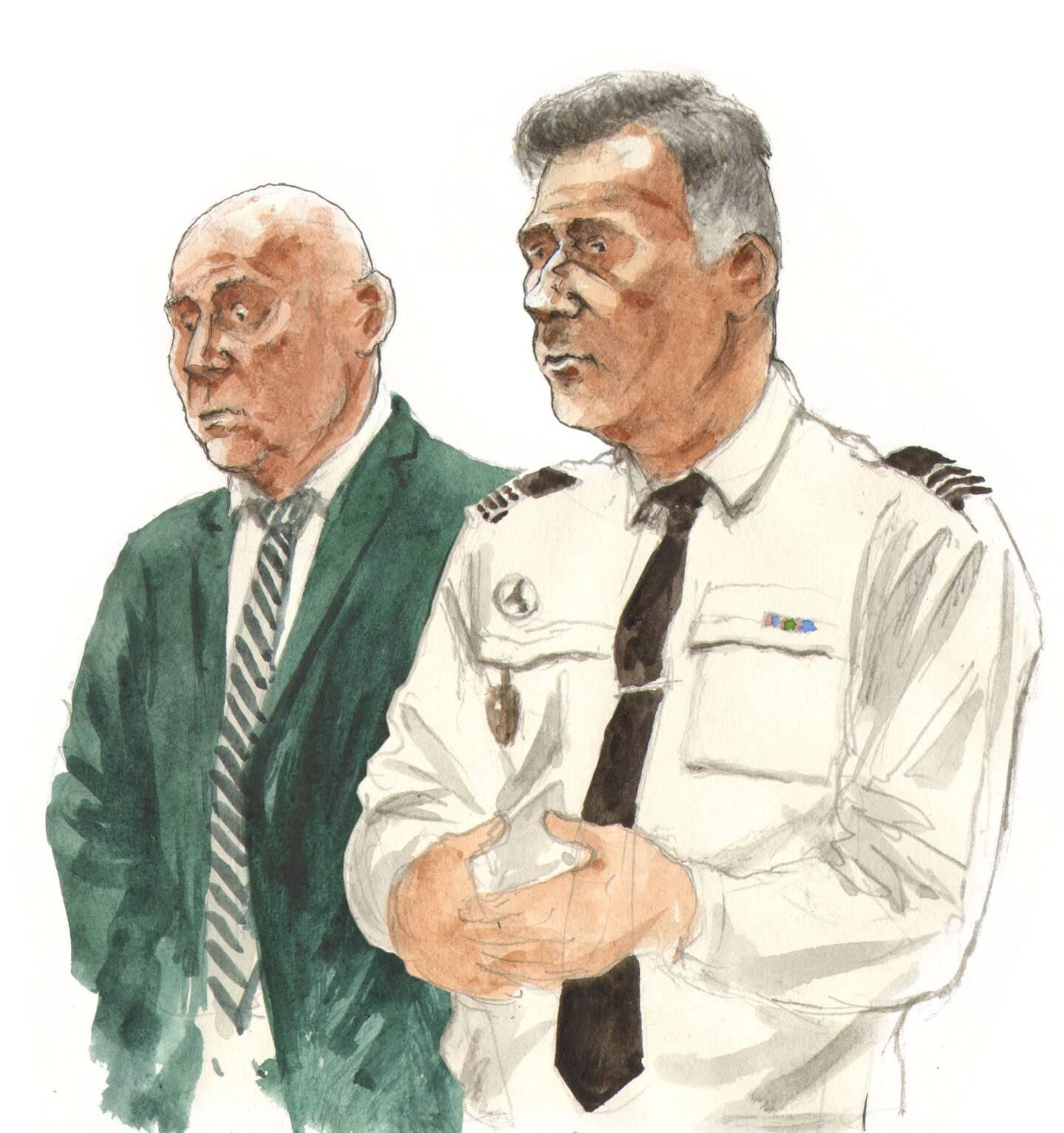 Sans aucun trou de mémoire, les enquêteurs ont retracé avec force détails les faits criminels du 28 septembre 2011.