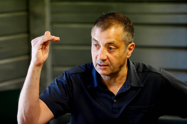 En poste depuis près de quatre mois, Mourad Boudjellal se démène sur plusieurs fronts avec son équipe pour faire basculer Hyères dans l'univers du haut niveau.