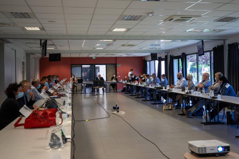 Les élus communautaires étaient réunis au siège lucois de l'intercommunalité pour un conseil avec trois points à l'ordre du jour.