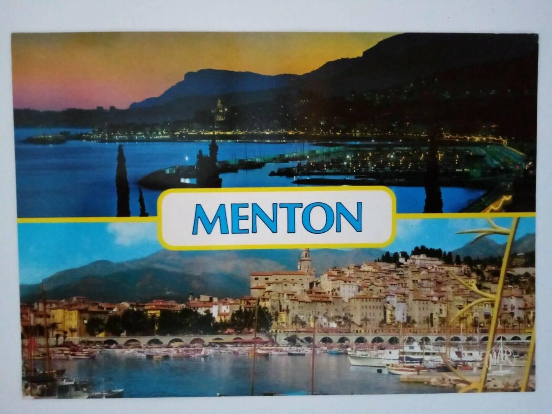 La carte postale de Menton est arrivée après la mort de son expéditrice.
