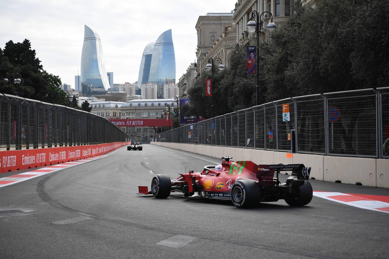 Charles Leclerc a vite perdu tout espoir de retrouver le chemin du podium.