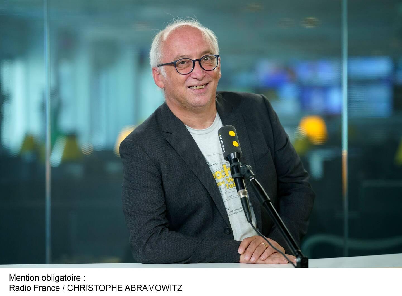 Frédéric Carbonne animera la tranche 12h-14h de France Info depuis Cannes vendredi.