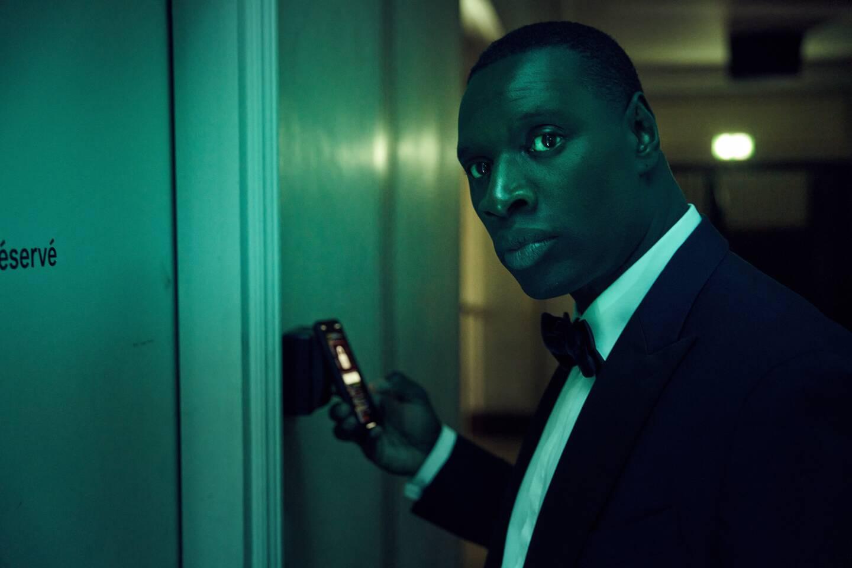 Omar Lupin ou Arsène Sy? (Photo Netflix)