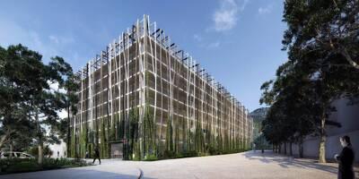Bientôt un nouveau parking à La Loubière à Toulon