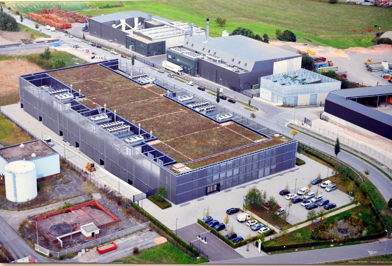 Le data center luxembourgeois est considéré comme l'un des plus sécurisés au monde. Il se situe en pleine campagne, à trente kilomètres de la capitale du Grand-Duché.