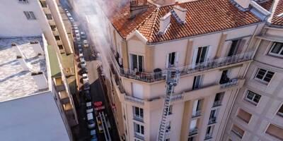 Incendie à Toulon: la piste criminelle se précise, un jeune suspect placé en garde à vue