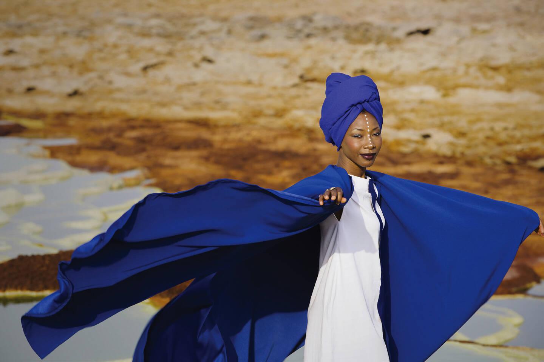Fatoumata Diawara aux Grimaldines