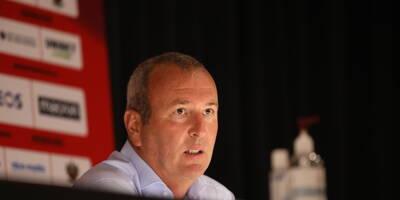 """""""On n'est jamais tranquille..."""" Julien Fournier, le directeur du football de l'OGC Nice s'est confié à Nice-Matin"""