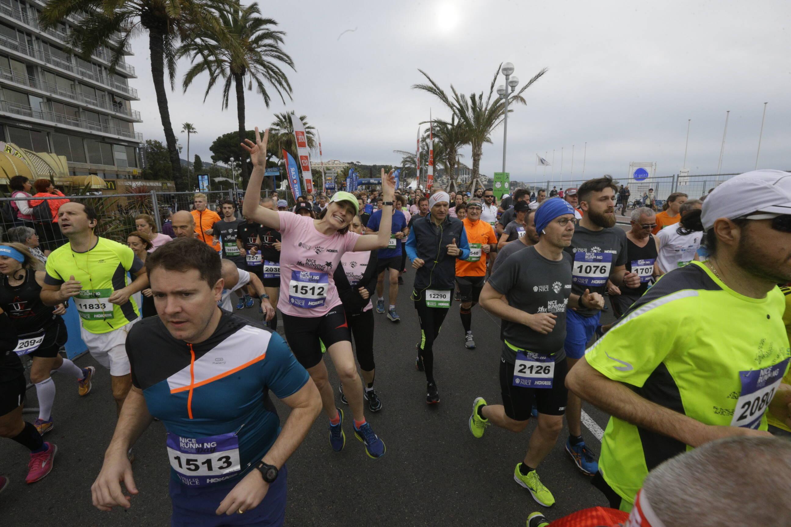 5 bonnes raisons de courir dimanche le semi-marathon de Nice