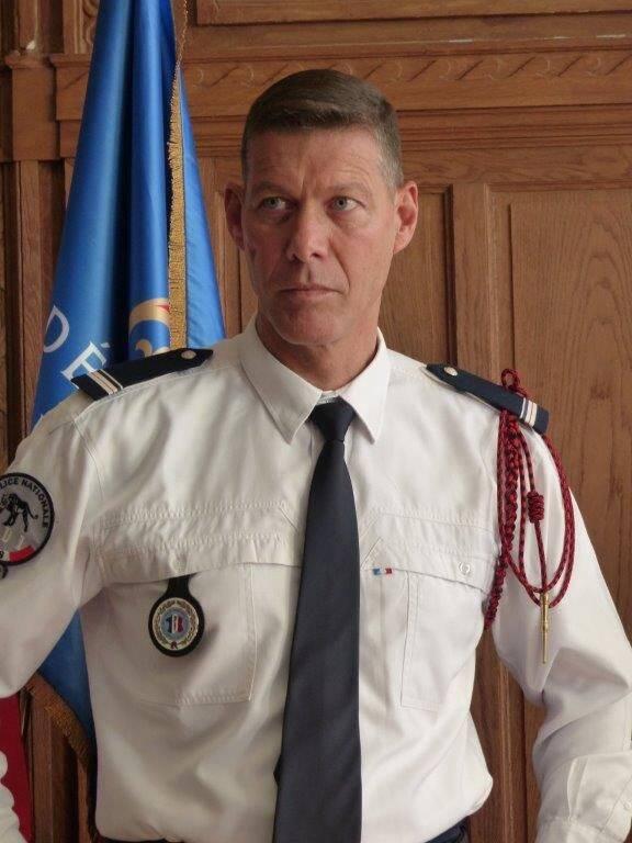 Un policier niçois prend du galon à l'Ordre du Mérite