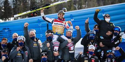 La vie du skieur azuréen Mathieu Faivre a-t-elle changé depuis ses deux titres de champion du monde? Il répond