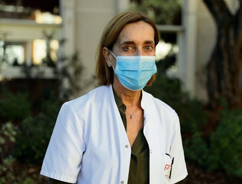 Valérie Aubin, chef du service psychiatrie au CHPG de Monaco.