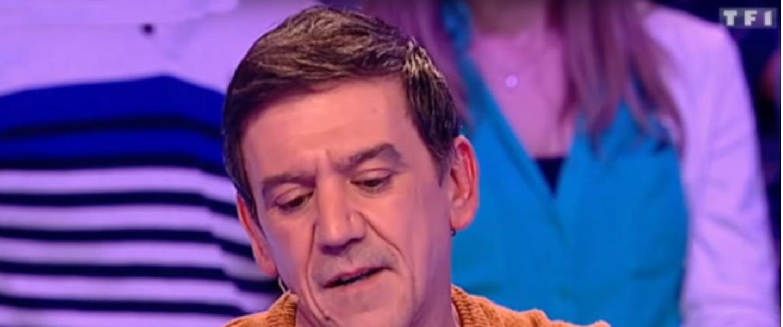"""Chistian Quesada lorsqu'il était encore candidat aux """"12 Coups de Midi""""."""