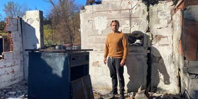 Entièrement détruit lors de l'incendie dans le Var, ce ranch va être reconstruit grâce aux nombreux dons
