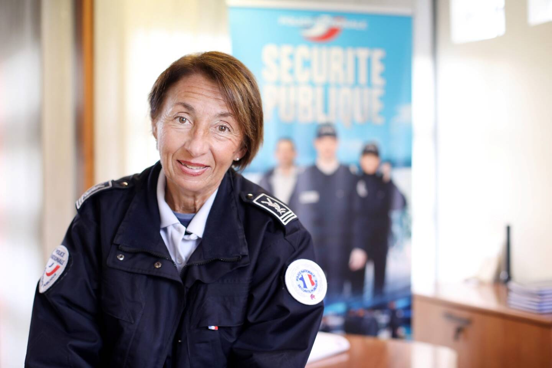 La commissaire Béatrice Fontaine.