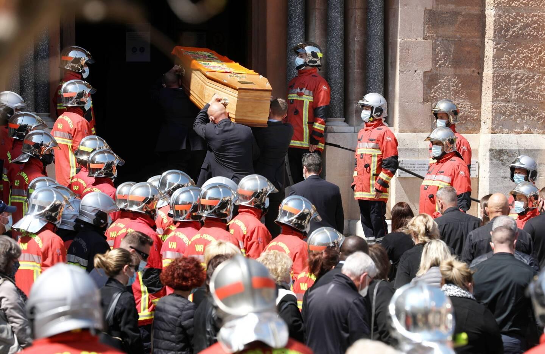 """""""Fafa était une figure locale, surtout """"une sorte de maman"""" pour les pompiers."""