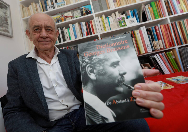 Renaud Nattiez a écrit son Dictionnaire Georges Brassens en partant des noms propres que l'auteur utilise dans ses chansons