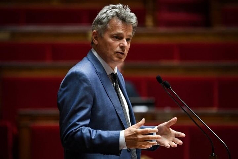 Fabien Roussel, député communiste du Nord et secrétaire national du Parti Communiste Français (PCF).