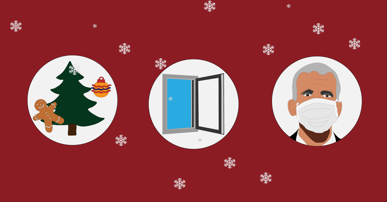 Trois solutions pour limiter les risques le soir de Noël