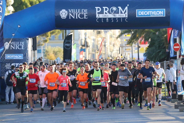 La Prom' Classic accueille chaque année plusieurs milliers de coureurs sur le bord de mer. L'année dernière, il y avait 9000 inscrits.