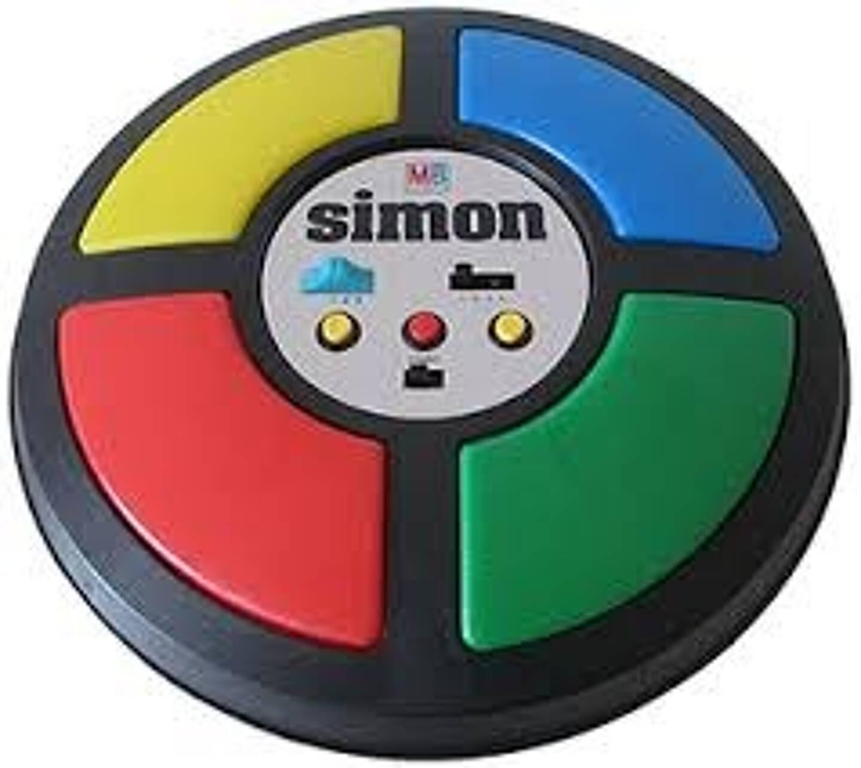 Simon, un jeux de mémoire