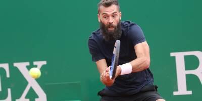 """""""Franchement, j'en ai rien à branler de ce match"""": le pétage de plombs de Benoit Paire après sa défaite au Rolex Monte-Carlo Masters"""
