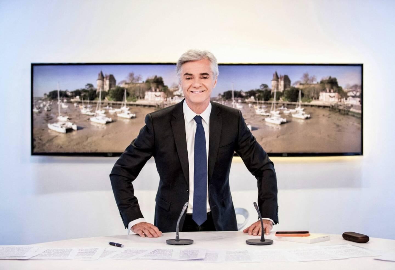 Cyril Viguier, présentateur de l'émission.