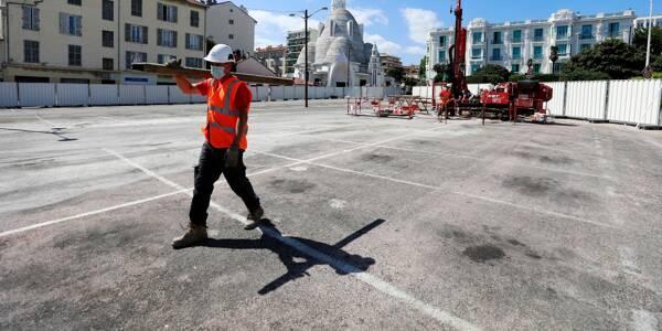 Les travaux ont été lancés fin mai et devraient se poursuivre jusqu'en 2024.