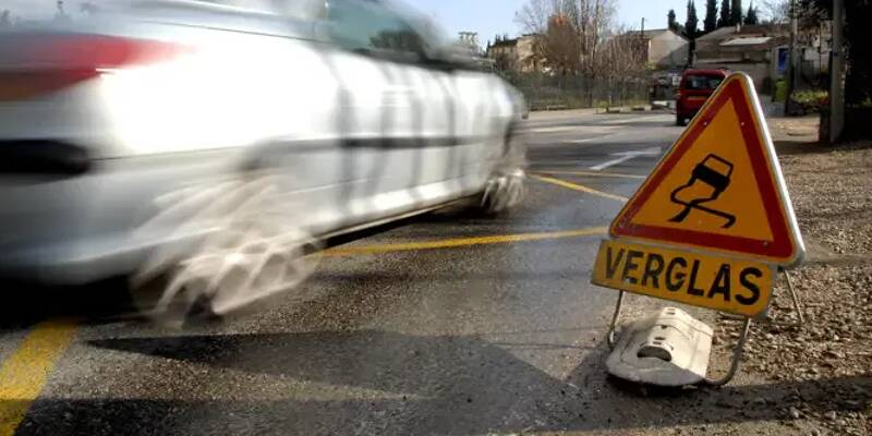 Eboulements, fermetures, verglas... L'état des routes dans les Alpes-Maritimes ce samedi matin